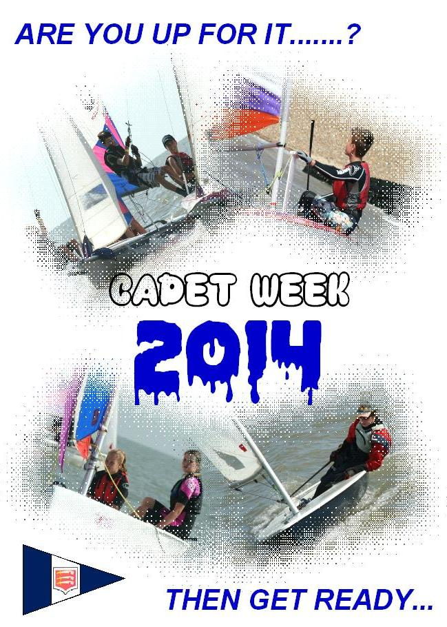 Cadets & Otters 2014 | Gunfleet Sailing Club