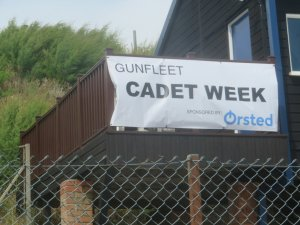 Welcome to our little old Cadet Week