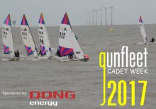 2017 Gunfleet Cadet Week - sponsored by DONG Energy